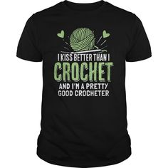 T shirt quilt -  Crochet