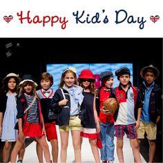 Happy Kid's Day! Magia e Felicidade. Ser criança é sorrir e fazer sorrir. Feliz Dia Mundial da Criança! www.lionofporches.com