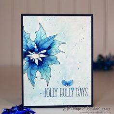 Come on over for a visit: [URL=http://www.pennywardink.com/2014/11/jolly-holly-days-welcome.html]Penny Ward Ink[/URL]