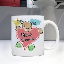 Resultado de imagen para tazas decoradas para mama