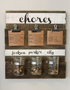 9 Chore Charts for Your Kids