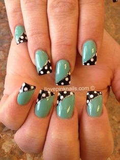 neat idea for nails...
