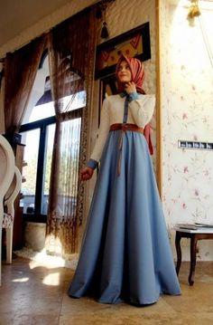 Gamze Polat - Stil Dantelli Kot Elbise