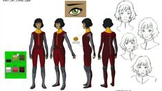 Character Model Sheet, Character Sketches, Character Modeling, Character Design, Suyin Beifong, Korrasami, Cool Inventions, Legend Of Korra, Avatar The Last Airbender