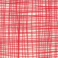 Weave London Bus Red ~ Summersville @ Sew Mama Sew