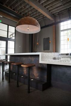 New Orleans Meets SF at Charles Phan's Hard Water - Eater SF; Photos: Nathan Ziebell