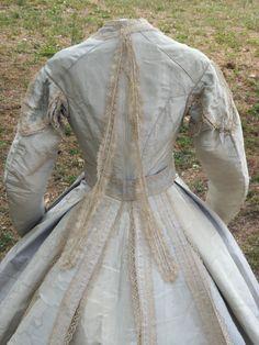 Mid 1860's Beautiful Dress