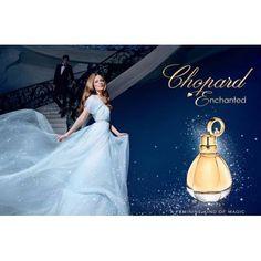 Enchanted на Chopard е плодово-цветен ориенталски аромат за жени. Създадения от Jean-Christophe Herault и Dominique Ropion (IFF) парфюм е закачлив, кадифен и загадъчен. Аромата е посветен нетрадиционната и бляскава жена, която изненадва и очарова.Лансиран през 2012 година. https://fragrances.bg/chopard-enchanted-edp-75ml-for-women-without-package