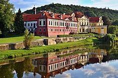 Zbraslavský zámek a klášter