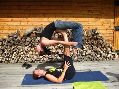some Acro in France 2012