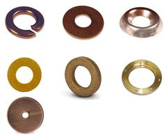 Bronze Washers Phosphour bronze washers #BronzeWashers #Phosphourbronzewashers  We Offer #bronzeWashers #PhosphourbronzeWashers #BronzeSpringWashers #DIn125bronzewashers for various electromechanical applications.  We have various pressing machines to knock out best quality #BronzeWashers #PhosphourbronzeWashers #lockwashers #cupwashers #machinedwashers #Lockwashers #bronzeParts #bronzecomponents and #fittings