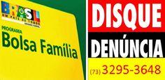 Programa Bolsa Família em Itanhém passa a ter Disque-Denúncia