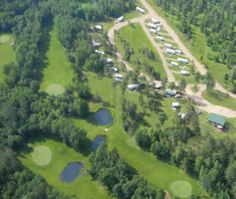 Wildwedge Golf RV Park Minnesota