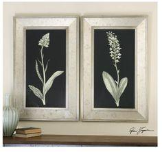 A30363 Antique Floral Study
