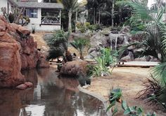Artificial Rocks, Water Features, Waterfalls, Fish Ponds | Rockscapes Unlimited Inc | http://rockscapes.com