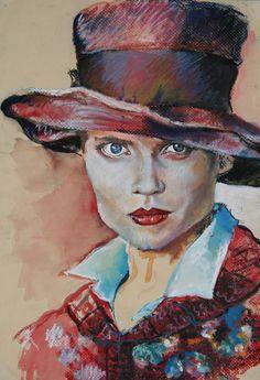 Helen Upton #art #fashion_art