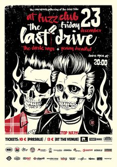 The Last Drive poster
