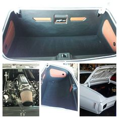 chevelle custom interior dashboard dash console custom car stereo audio install monitor tv trunk. Black Bedroom Furniture Sets. Home Design Ideas