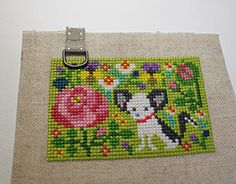 Stitch 2, Cross Stitch, Plastic Canvas, Needlepoint, Needlework, Coin Purse, Reusable Tote Bags, Embroidery, Creative