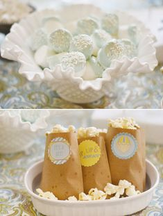 Hot Air Balloon Dessert Table {Baby Shower} // Hostess with the ...
