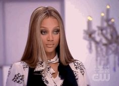 tyra banks america's next top model gif - Google Search