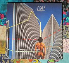 Yes Going For The One (1977, Progressive Rock  LP Vinyl Record)$7