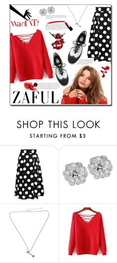 """""""ZAFUL"""" by court8434 ❤ liked on Polyvore featuring Marc Jacobs"""