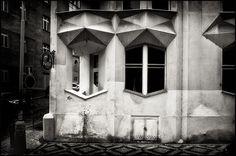 Josef Chochol @ Hodek Apartment House Prague [1913-1914] #1 by d.teil, via Flickr
