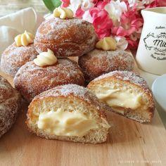 Frittata, Biscotti, Doughnut, Muffin, Favorite Recipes, Bomboloni, Breakfast, Desserts, Blog