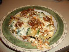 My Medifast/HMR/Diet Journal: Lean and Green Zucchini Lasagna