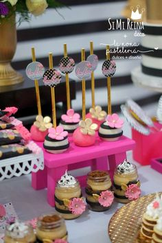 Flowers Birthday Party Ideas | Photo 6 of 19
