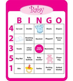 Baby Shower Games from parents.com