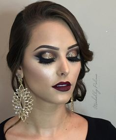 "9,322 Likes, 102 Comments - Michelly Palma Makeup (@michellypalmamakeup) on Instagram: ""❤️❤️ Agenda de cursos para 2017 Janeiro ❤️ Dia 23 Campo Grande Dia 25 Cuiaba Fevereiro ❤️ Dia 13…"""