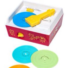 Playskool Record Player