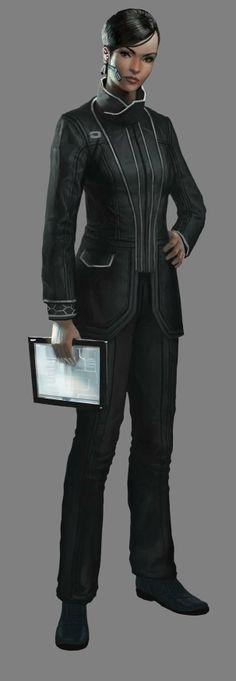 The Secret World PC Artworks, images - Legendra RPG - Speakers & Speaker Systems - Best Buy Star Wars Characters, Female Characters, Gangsters, Character Concept, Character Art, Concept Art, Science Fiction, Shadowrun Rpg, Cyberpunk Rpg