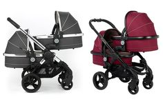Looking for a twin pram for newborn twins? We take a look at the best twin prams that take two carrycots and can be used by twins from birth. Double Prams, Twin Pram, Best Prams, Icandy Peach, Twin Strollers, Nursing Chair, Bring Up A Child, Pram Stroller, Newborn Twins