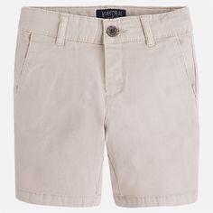 Pantalón corto chino de niño