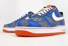 """Amare Stoudemire x Nike Air Force 1 Bespoke """"Always On"""""""