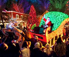 The last two months of the year are filled with Christmas festivities in Branson including several different holiday parades that spread festive cheer throughout the warmly lit streets of the Ozark...