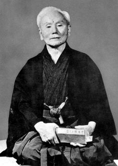 Master Gichin Funakoshi  (November 10, 1868 – April 26, 1957)  The creator of Shotokan karate