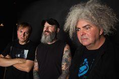 Thinking Out Loud: Melvins' Buzz Osborne - TeamRock