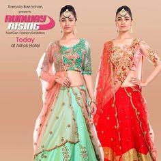 Buy your perfect outfit start your festive season by shopping at #RunwayRising #Exhibition #RamolaBachchan #Fashion #AnushreeAgarwal #AnjuAgarwal #Designers #MadeInIndia #Couturiers #FashionDesigners #Delhi #ShopWithUs