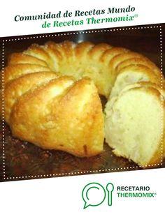 BIZCOCHO DE MANZANA SIN HUEVOS SIN GLUTEN Y SIN LACTOSA por menchita. La receta de Thermomix® se encuentra en la categoría Masas y repostería en www.recetario.es, de Thermomix®