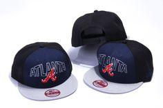 MLB Atlanta Braves Snapback Hat (8) , cheap discount  $5.9 - www.hatsmalls.com