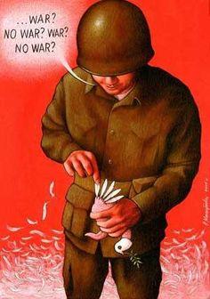 Exploiting Peace | Pawel Kuczynski