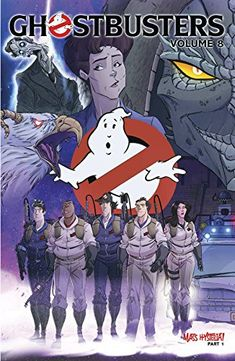 Ghostbusters Volume 8: Mass Hysteria Part 1 @ niftywarehouse.com #NiftyWarehouse #Ghostbusters #Movie #Ghosts #Movies #Film