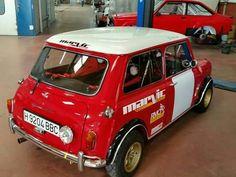 1966 Austin Mini Cooper 1000
