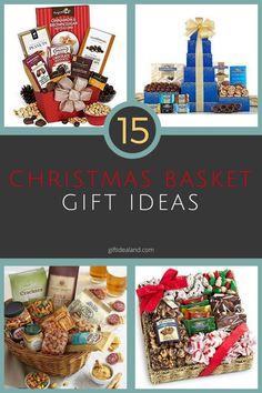 15 Great Christmas Gift Baskets