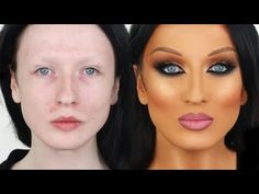 EXTREME GOLDEN TAN TRANSFORMATION - YouTube