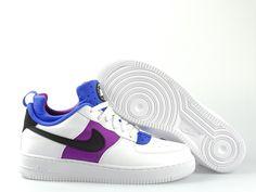 Nike - Air Force 1 CMFT Huarache - White/black